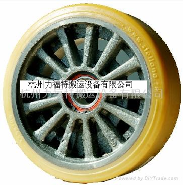 杭州力至优叉车轮子 2
