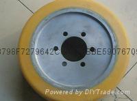 林德L14AP托盘车轮子 1