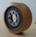 林德L14AP托盘车轮子 3