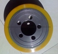 杭州合力叉车轮子 2
