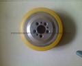 林德电瓶叉车轮子 5
