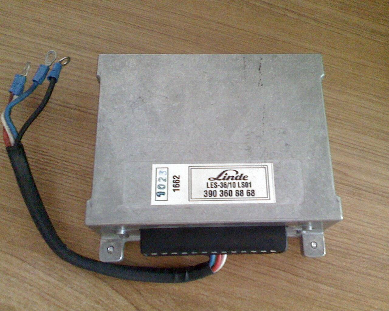 杭州供应合力电动堆垛车配件 2