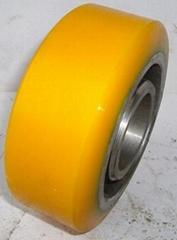 合力电瓶叉车平衡轮
