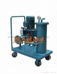液压油精细滤油车