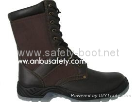 Safety Military boots 1