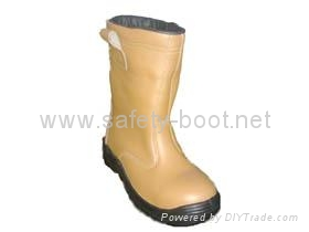Construction rigger boot 1