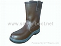Composite rigger boots