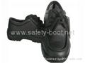 Composite toe executive shoes
