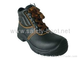 Composite toe work boots 1