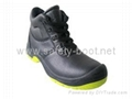 Colorful composite safety boots