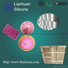 liquid silicone rubber for Food grade chocolate mold making