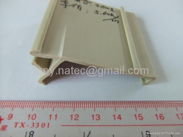 PVC軟硬共擠,PVC異型材,PVC擠押加工,PVC擠塑加工 2