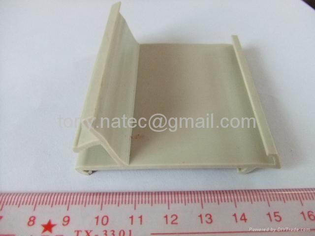 PVC軟硬共擠,PVC異型材,PVC擠押加工,PVC擠塑加工 4