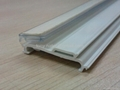 price strip for she  es,extrusion rail,
