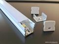 SLIM LINE 15mm profile,led strip profile,Surface mounted linear LED profile 2