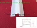 PC tube cover-V0, V2, PC opal disffuser