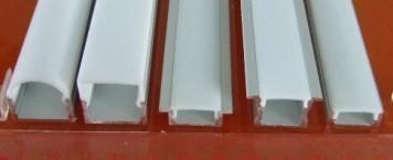 PC半透明燈罩,PC半霧燈罩,PC全霧燈罩,PC擠塑加工 1