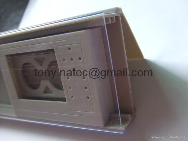 PVC軟硬共擠,PVC異型材,PVC擠壓加工 4