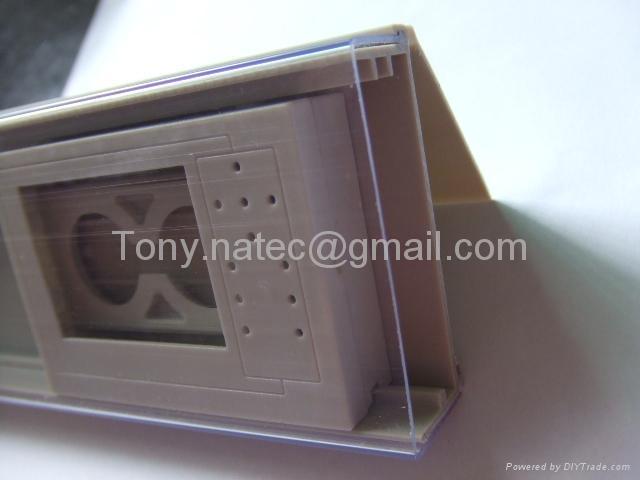 PVC軟硬共擠,PVC異型材,PVC擠壓加工 5