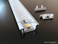 linear led profiles,RECESSED 7 LED Strip Profile,Aluminium Led Strike Profiles
