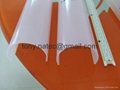 pc tube cover,led tube cover,PC diffuser cover 4
