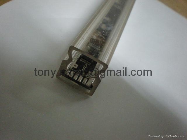 LED燈罩殼,PC燈罩插條PC燈罩條,PC燈罩
