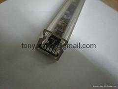 LED灯罩壳,PC灯罩插条PC灯罩条,PC灯罩