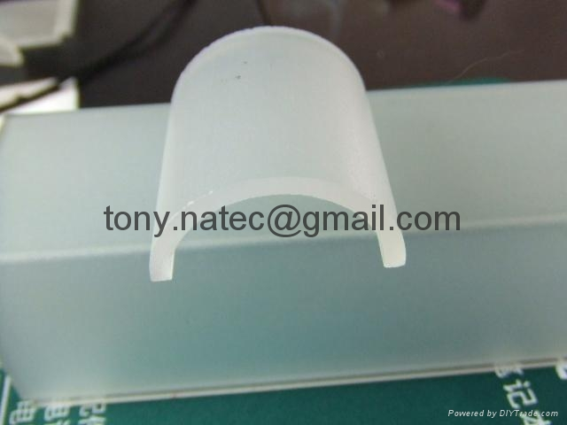 PMMA磨砂燈罩,PMMA半透明燈罩,PMMA透明燈罩 2