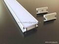 LED ground profile ,Floor led profile, led track profile,ALU profile