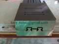POM mold,extrusion plastic POM mold,POM profile mould