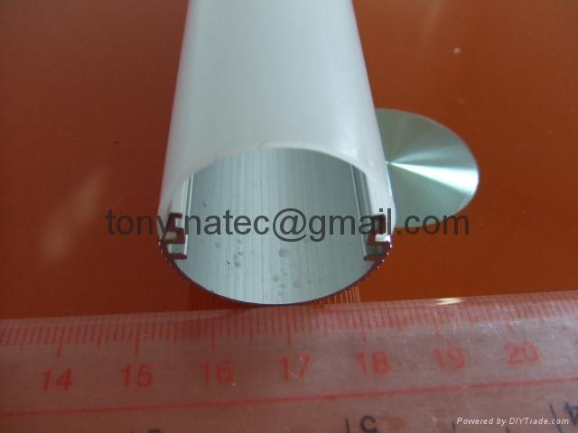 T10燈罩,T10透明燈罩,T10光擴散罩,T10波紋燈罩  1