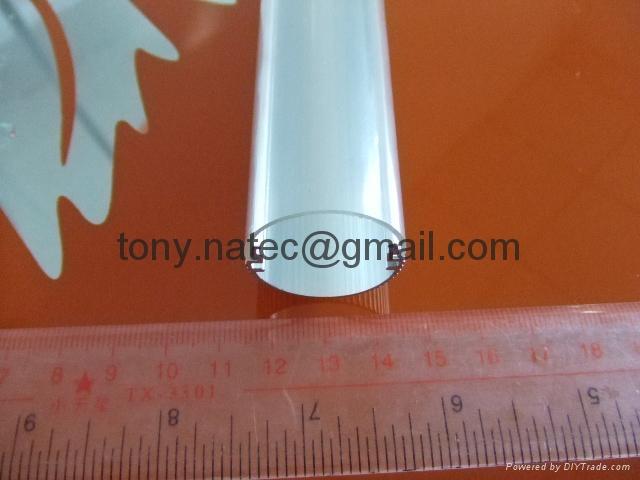 T10灯罩,T10透明灯罩,T10光扩散罩,T10波纹灯罩  4