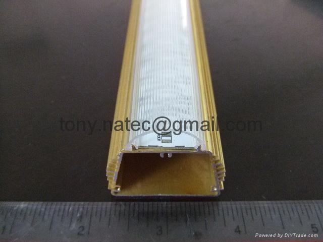 T12灯罩,T12透明灯罩,T12光扩散罩,T12波纹灯罩  1