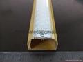 T12 LED profles,T12 transparent cover