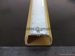 T12燈罩,T12透明燈罩,T12光擴散罩,T12波紋燈罩