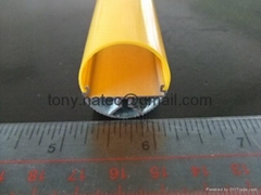 T8燈罩-2/3, T8磨砂燈罩,T8光擴散燈罩