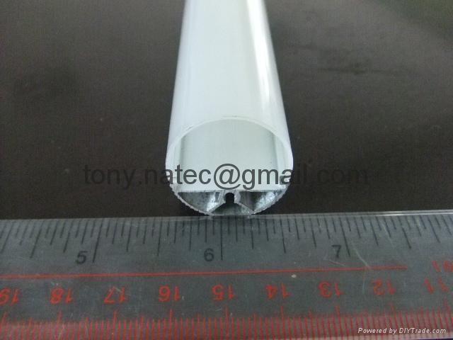 T8燈罩-2/3, T8磨砂燈罩,T8光擴散燈罩 3