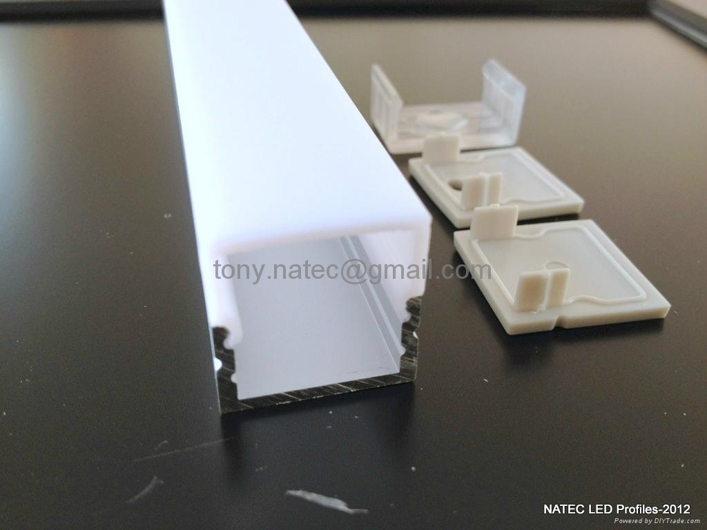 LED Aluminium Profile for ceiling ,aluminum led light profile 3
