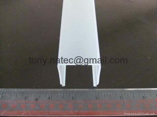 PMMA半透明磨砂灯罩,PMMA半雾灯罩,PMMA全雾灯罩 2
