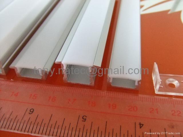 Aluminum profiles, glass showcases led profile,LED profiles 1