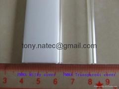 PMMA透明燈罩,PMMA擠押加工,PMMA異型材