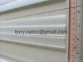 PMMA透明灯罩,PMMA挤押加工,PMMA异型材 3