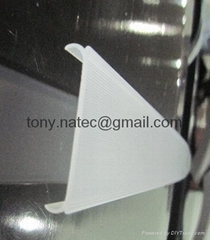Frosted PMMA diffusers,led diffuser cover,LED LIGHT DIFFUSER COVER