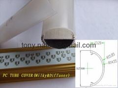 Aluminum LED profile ,recessed led profile