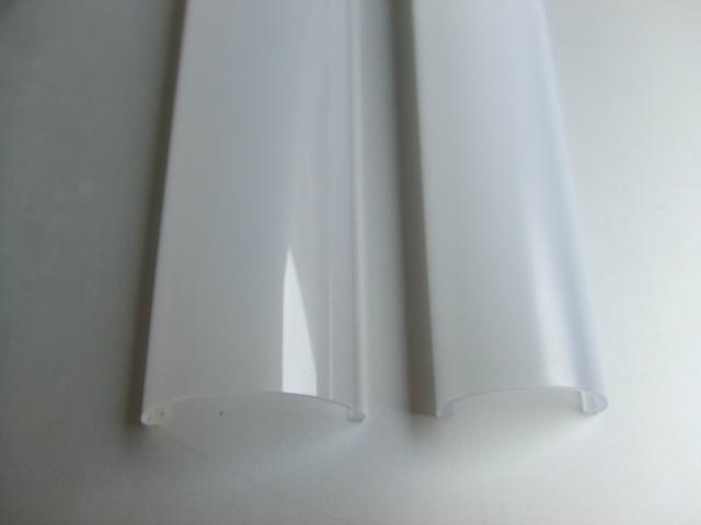 PMMA frosted cover,PMMA clear cover,led diffuser cover 1