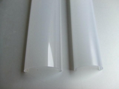 PMMA frosted cover,PMMA clear cover,led diffuser cover
