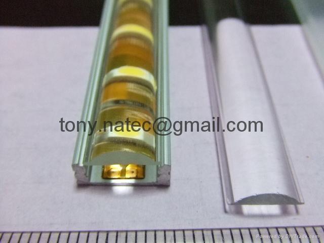 PMMA異型材,pc異型材,PMMA透鏡 2