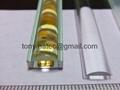 Aluminum LED Profile,pmma frost cover,pmma diffuser,pmma lenses 2
