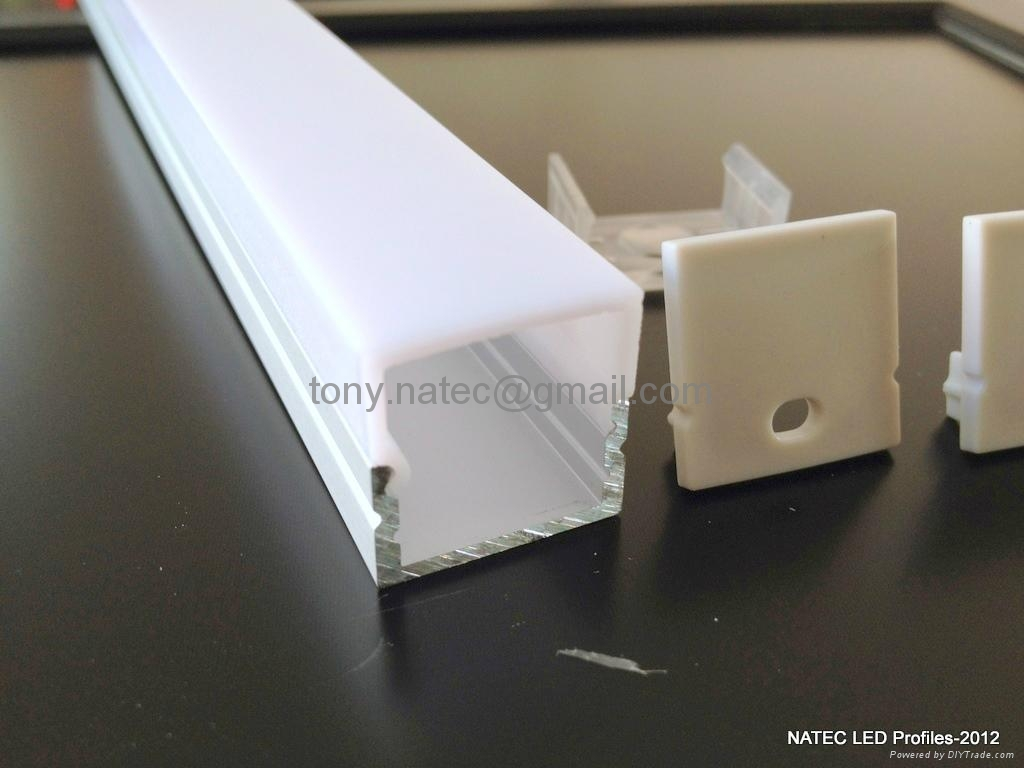 LED Aluminium Profile for ceiling ,aluminum led light profile 4