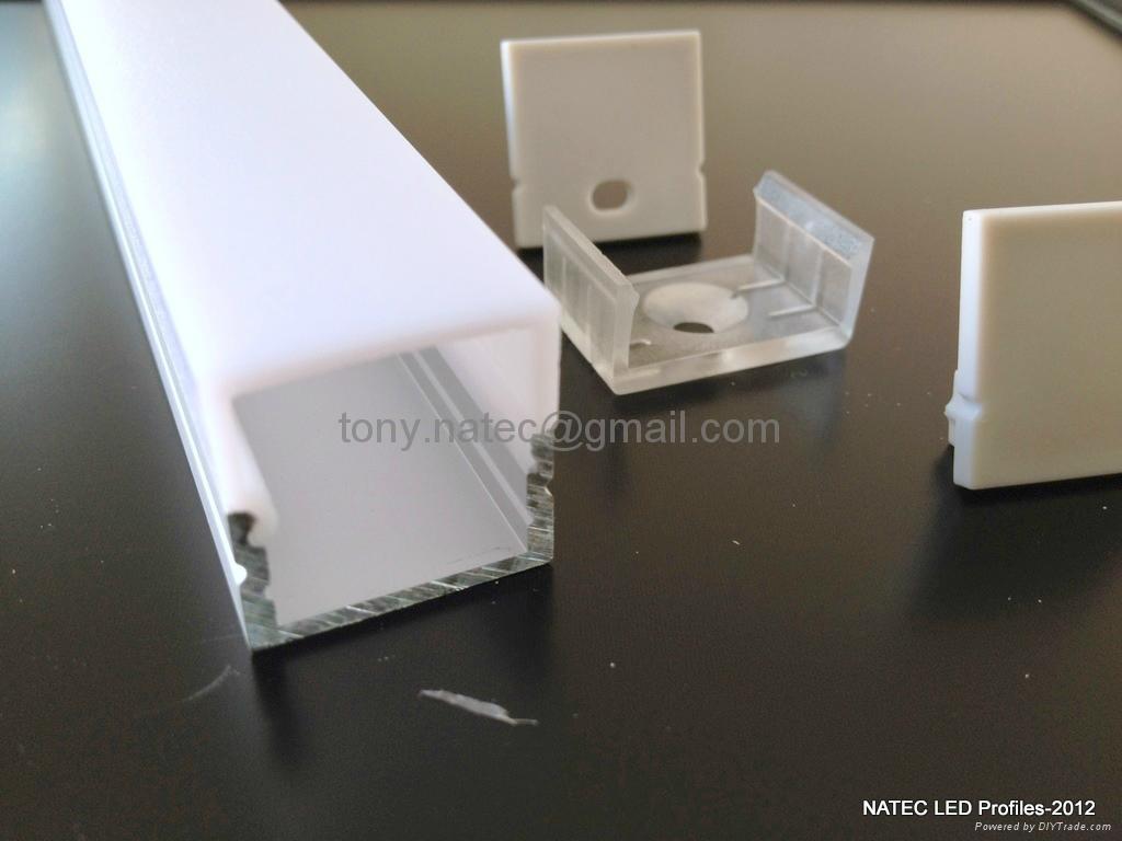 LED Aluminium Profile for ceiling ,aluminum led light ...